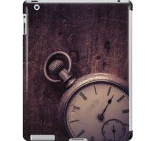 Keeping Time iPad Case/Skin