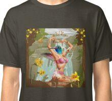 Hummingbird Wings Classic T-Shirt