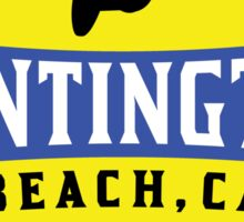 Surfing HUNTINGTON BEACH CALIFORNIA Surf Surfer Surfboard Waves Ocean Beach Vacation 3 Sticker