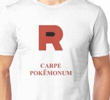 Team Rocket - Carpe Pokemonum T-Shirt Unisex T-Shirt