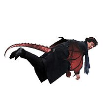 Dragonbatch Photographic Print
