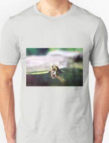 Yellow-Headed Temple Turtle Unisex T-Shirt