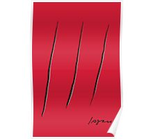 Mashup Fontana-Wolverine Poster