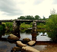 Clapper Bridge by lezvee