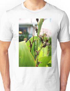Green Anole Lizard Unisex T-Shirt