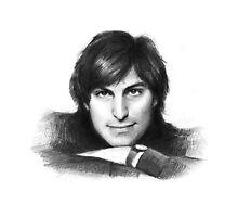 Steve Jobs by Ilze-v