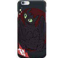Night Fury iPhone Case/Skin