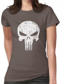 PUNISHER FOREVER  Womens Fitted T-Shirt