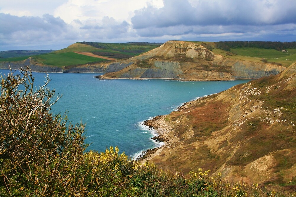 Rope Lake Head & Houns Tout Cliff by RedHillDigital