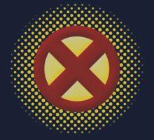 X-men Logo One Piece - Long Sleeve