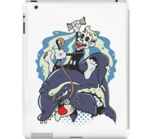 STOP THE MADNESS iPad Case/Skin