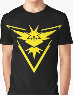 Instinct Team Pokemon Graphic T-Shirt