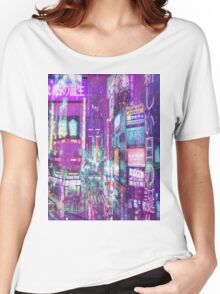 Aesthetic Pink  Women's Relaxed Fit T-Shirt