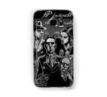 HP Lovecraft vs Aleister Crowley Samsung Galaxy Case/Skin