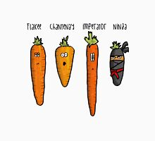 Types of carrot T-Shirt