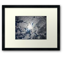 Sunshine Framed Print