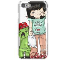 Good Night iPhone Case/Skin