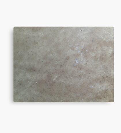 Faux Cement Canvas Print
