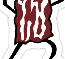 mmm Bacon Sticker