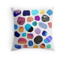 Magic Stones Throw Pillow