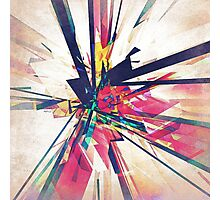 Abstract Geometry Photographic Print