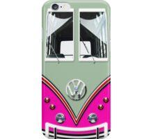 Volkswagen Pink iPhone Case/Skin