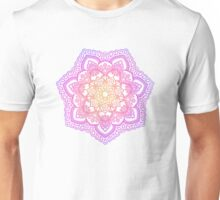 Sunset Mandala Unisex T-Shirt