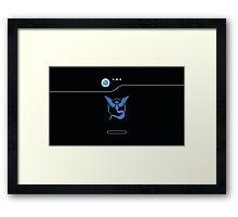 Mystic Pokedex II Framed Print