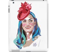 Princess Kate iPad Case/Skin