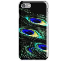 The Peacock of the Night  iPhone Case/Skin