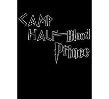 Camp Half-Blood Prince Photographic Print
