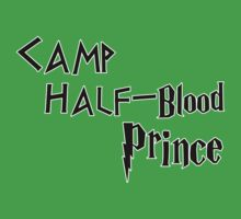 Camp Half-Blood Prince One Piece - Short Sleeve