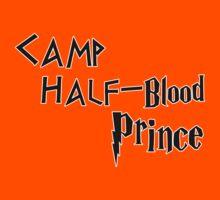 Camp Half-Blood Prince Kids Tee