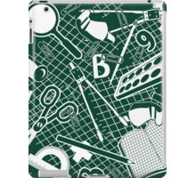 Education background.  iPad Case/Skin