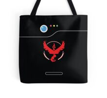 Valor Pokedex Tote Bag