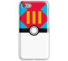 Lure Poke Ball iPhone Case/Skin