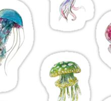 ~ Watercolor Jellyfish ~ Sticker