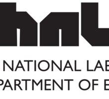 Hawkins National Laboratory - Stranger Things Sticker