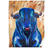 Vincent the Bull Poster