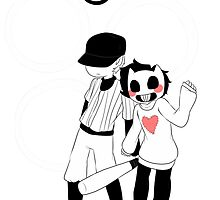 OFF - Zacharie and The Batter by panda-hero