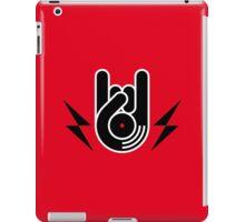 Metal Horns iPad Case/Skin