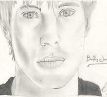 Bradley James. by hanhanxox
