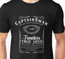Captain Swan Whiskey Unisex T-Shirt