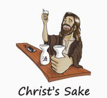 Christ's Sake by potmasiero94