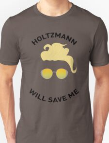 Ghostbusters: Knight in Shining Goggles (Black Text) Unisex T-Shirt