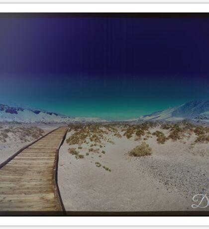 Death Valley National Park Sticker