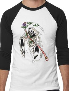 Death Angel 678 Men's Baseball ¾ T-Shirt