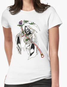 Death Angel 678 Womens Fitted T-Shirt