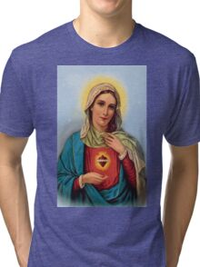 Mother Heart Tri-blend T-Shirt