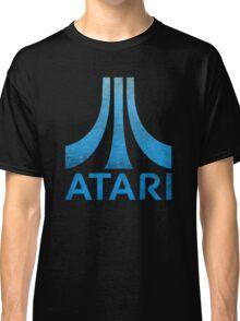 Atari Classic  Blue Vintage  Classic T-Shirt